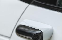 Honda e, 2020, rear view camera housing
