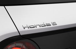 Honda e, 2019, badge