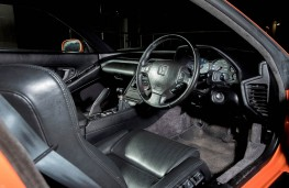 Honda NSX, 2005, interior