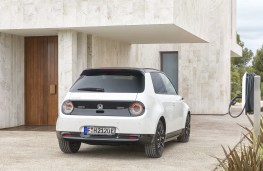 Honda e, 2020, rear, static