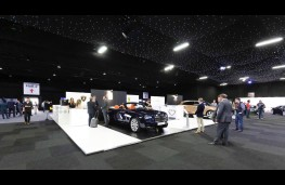 London Motor Show, 2016, HR Owen display