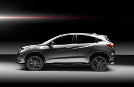 Honda HR-V Sport, 2019, side