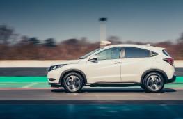 Honda HR-V, 2017, side