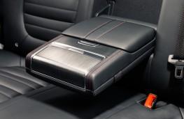 MG HS, 2019, rear armrest