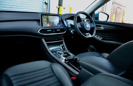MG HS Plug-in, 2020, interior