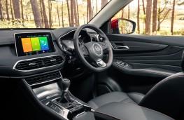 MG HS, 2019, interior, manual