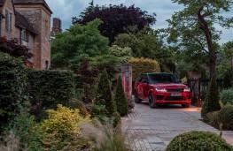 Range Rover Sport HST, 2019, front, static
