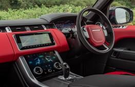 Range Rover Sport HST, 2019, interior