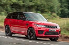 Range Rover Sport HST, 2019, front