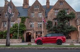 Range Rover Sport HST, 2019, side, static