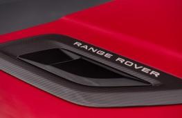 Range Rover Sport HST, 2019, bonnet vent
