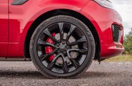 Range Rover Sport HST, 2019, wheel