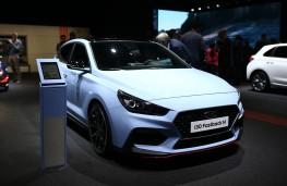 Hyundai i30 N Fastback, Paris Motor Show, 2018