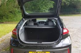Hyundai Ioniq Hybrid 1.6 GDi Premium SE, boot