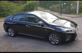 Hyundai Ioniq Hybrid 1.6 GDi Premium SE, profile