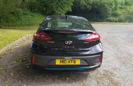 Hyundai Ioniq Hybrid 1.6 GDi Premium SE, rear