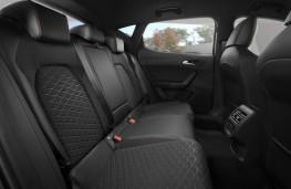 SEAT Leon e-Hybrid, 2020, rear seats