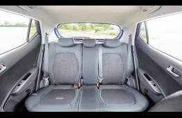 Hyundai i10, interior