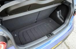 Hyundai i10, boot