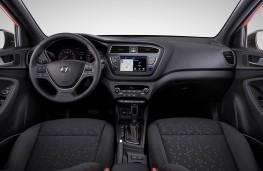Hyundai i20 2018 Interior