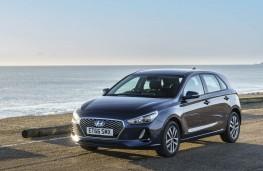 Hyundai i30, static front