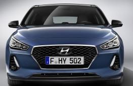 Hyundai i30 2017 head-on