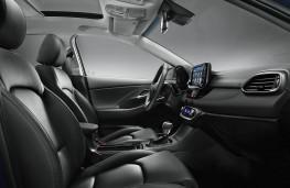 Hyundai i30 2017 interior