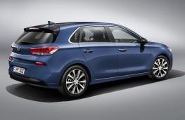 Hyundai i30 2017 rear