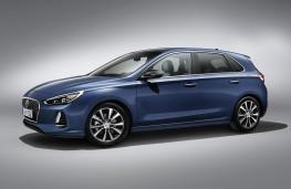Hyundai i30 2017 side
