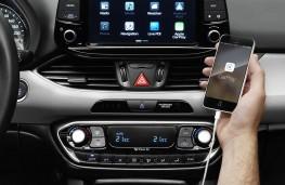 Hyundai i30 2017 touch screen