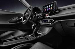 Hyundai i30 Fastback cockpit