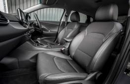Hyundai i30 Fastback, interior