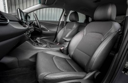 Hyundai i30 Fastback N, interior