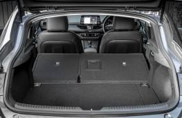 Hyundai i30 Fastback N, boot