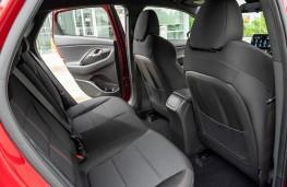 Hyundai i30 Fastback N Line, interior, rear