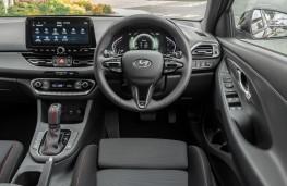 Hyundai i30 Fastback N Line, dashboard