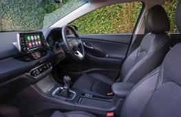 Hyundai i30, interior