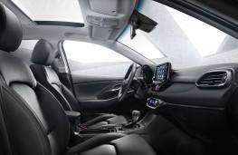 Hyundai i30 Tourer cockpit
