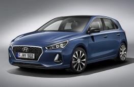 Hyundai i30 2017  front