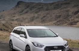 Hyundai i40 Tourer, front