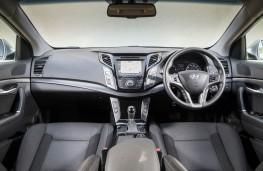 Hyundai i40 Tourer, interior