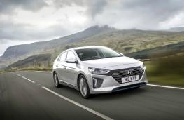 Hyundai Ioniq Hybrid, dynamic