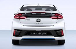 Hyundai Ioniq Plug-in rear