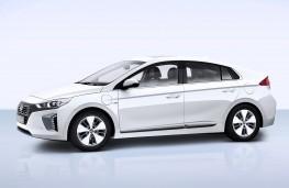 Hyundai Ioniq Plug-in side