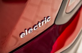 Hyundai Kona Electric badge