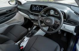 Hyundai i20, interior