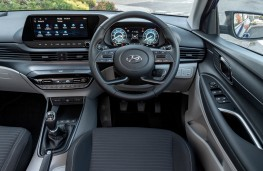 Hyundai i20, dashboard