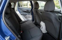 Hyundai i20, interior, rear