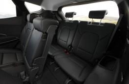 Hyundai Santa Fe, third row seats
