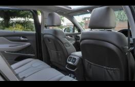 Hyundai Santa Fe, interior